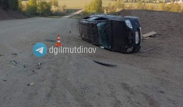 В Башкирии 18-летний парень без водительских прав устроил смертельную аварию