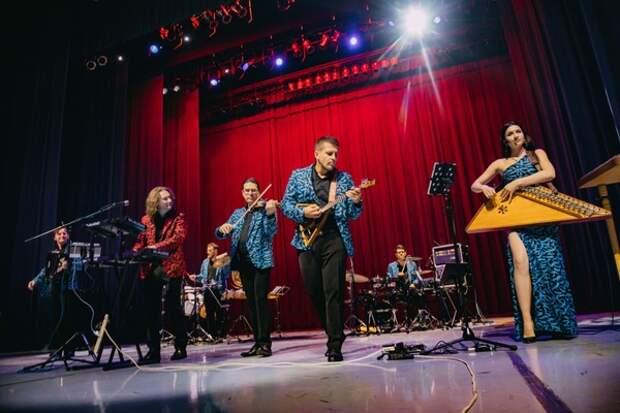 Grand Melody Orchestra готовит первое сольное шоу в Москве