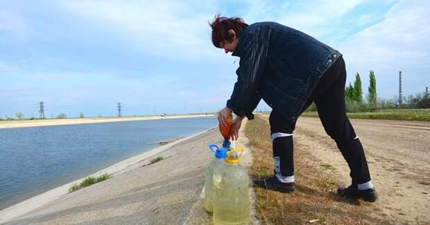 Международное сообщество прервет молчание по вопросу перекрытия Северо-Крымского канала