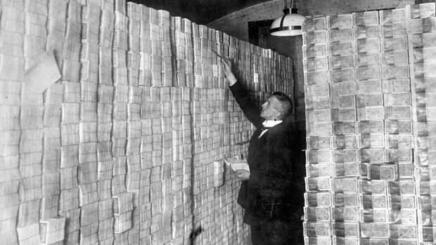 Америка находится на грани гиперинфляционного шока