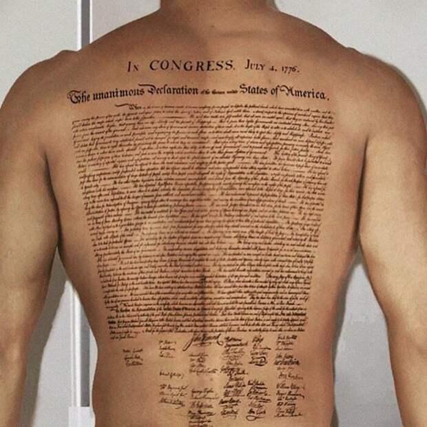 25 татуировок, которые страшно надоели тату-мастерам