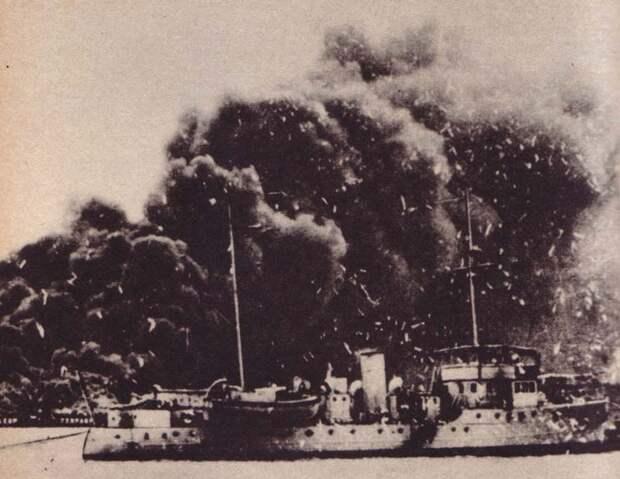 Инцидент между Японией и Китаем