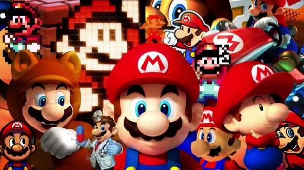 Марио Марио (Mario)