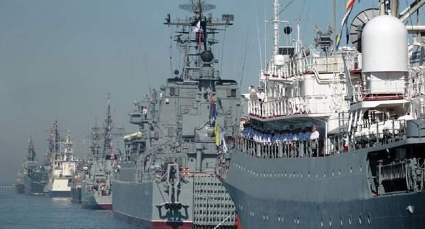 Военный эксперт предрек мгновенную победу ЧФ России над Шестым флотом США