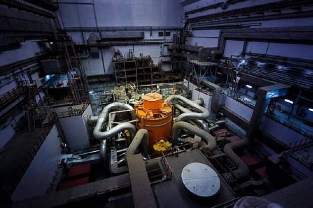 Росатом начал строительства реактора на «быстрых нейтронах»