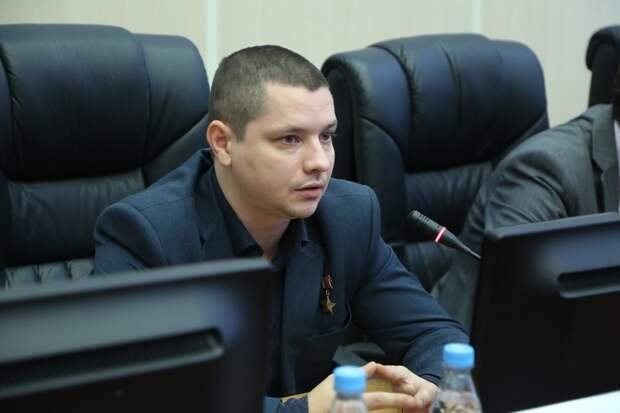 Сергей Мыльников (1986 г. р.), Герой России