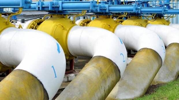 «Газпром» выкупил весь транзит через Украину на май