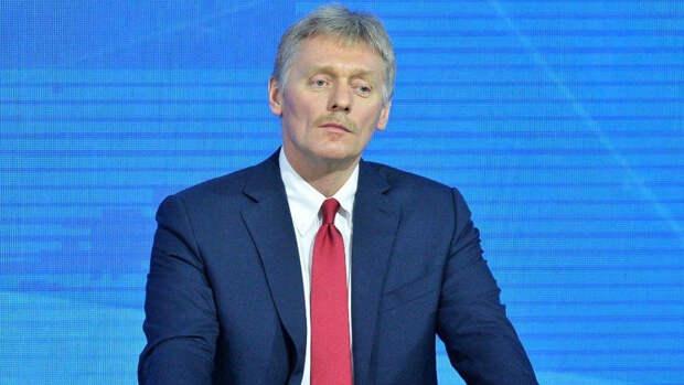 Песков: Кремль не намерен всерьез рассматривать идею обмена Медведчука