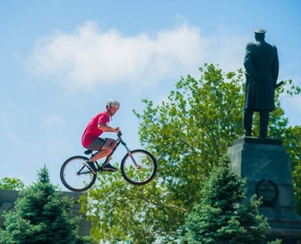 В Севастополе пройдёт фестиваль «ВелоПобеда»