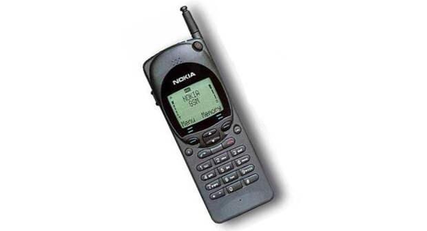 """Рингтон поколения 90-х """"Nokia tune"""""""