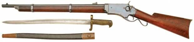 Неизвестные рычажные винтовки: «кольт-берджесс» против «винчестера»