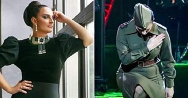 Елена Ваенга не взяла гонорар за концерт в честь Дня Победы