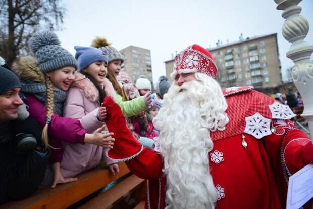 Дед Мороз. Фото: из открытх источников
