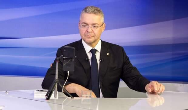Губернатор Ставрополья рассказал, какой у него унитаз