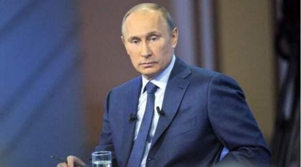 Владимир Путин озвучил план по стабилизации ситуации на юго-востоке Украины