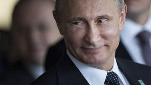 """Мнение с той стороны: Рейтинг популярности Путина выходит на рекордно высокий уровень в 87% (""""Mashable """", США)"""