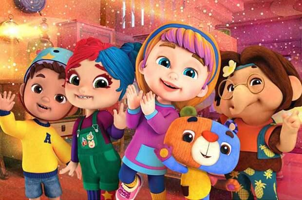 «Волшебная лавка Есении»: новый мультсериал об аутизме