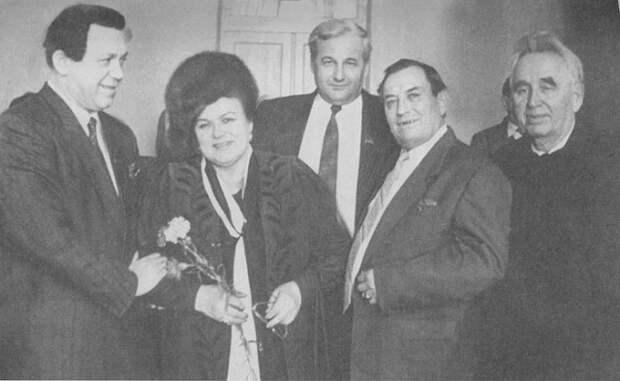 Концерт к 100-летию Григория Пономаренко показали на канале «Россия-Культура»
