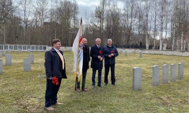 В Архангельске помнят о союзниках по антигитлеровской коалиции