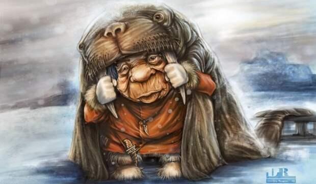 Блог Павла Аксенова. Анекдоты от Пафнутия. Автор рисунка Дмитрий Рогов