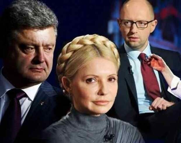 Головачев назвал ТОП-3 политиков Киева, обминающих народ Украины