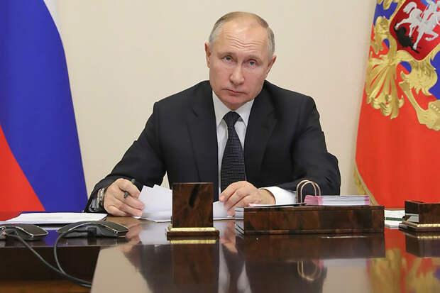 Путин призвал кабмин отреагировать на рост цен на жильё из-за льготной ипотеки