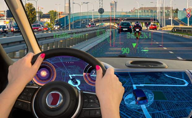 Все это скоро - в обычных авто: очень продвинутые системы безопасности