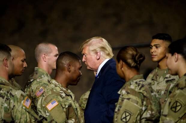Алексей Пушков: Генералы армии США поддерживают Трампа, который представляет корневую Америку