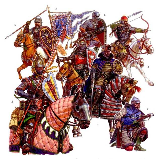 Армия Александра Невского
