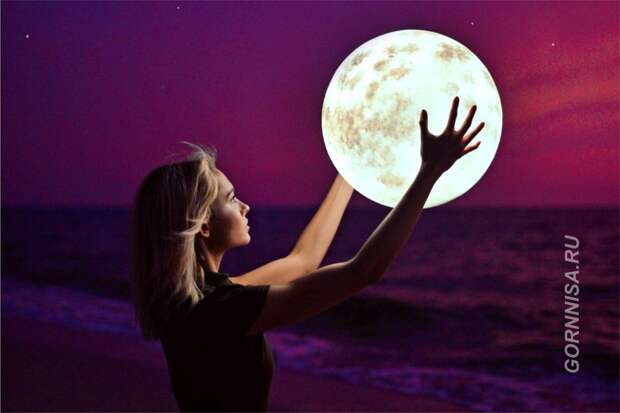 Луна в Вашей судьбе и жизни