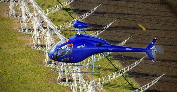 «Зефир» с парашютом: самый безопасный вертолет в мире