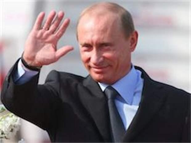 Новость на Newsland: Популярность Путина у россиян достигла рекордных 83%