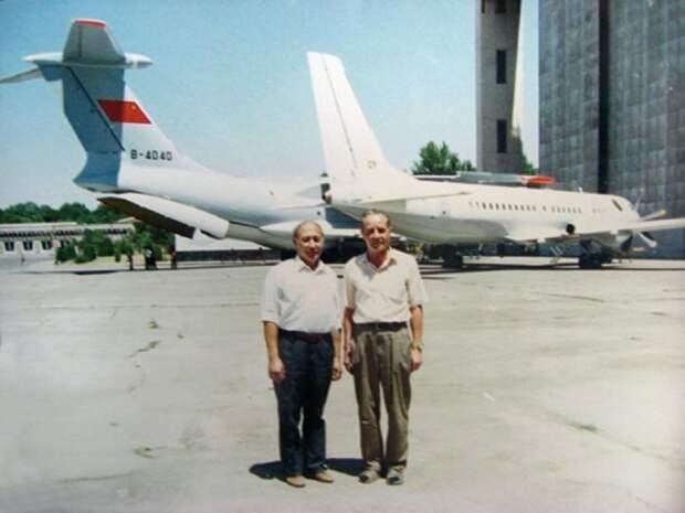 самолет ил-76, самолет ил-114, авиация ссср