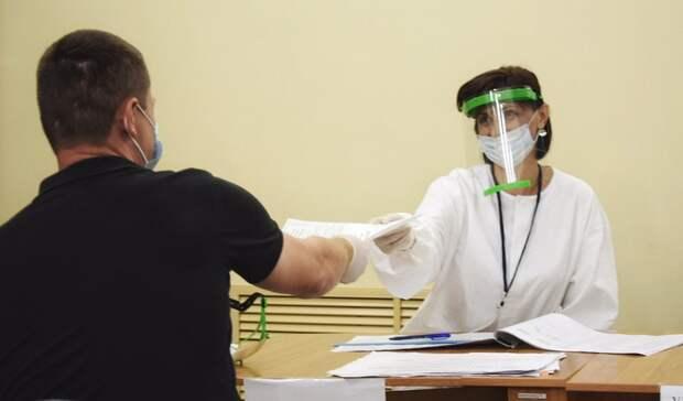 Все 1172 избирательных участка в Удмуртии прошли дезинфекцию
