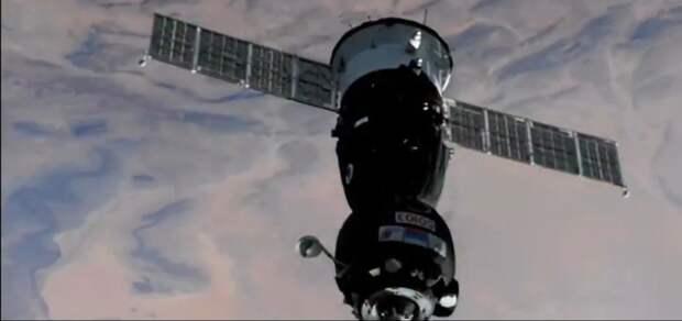Космический корабль «Союз» рекордно быстро долетел до МКС