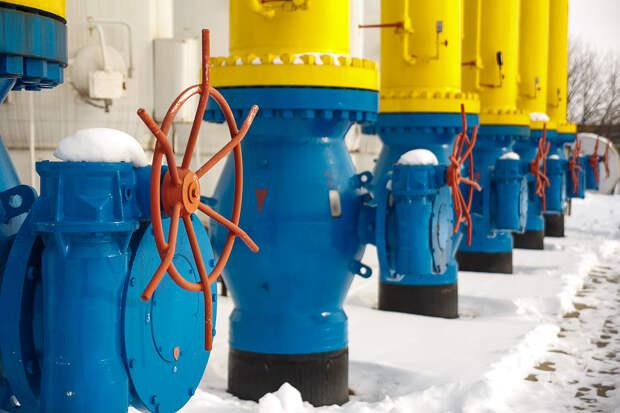 Мощный взрыв прогремел на газопроводе на Украине