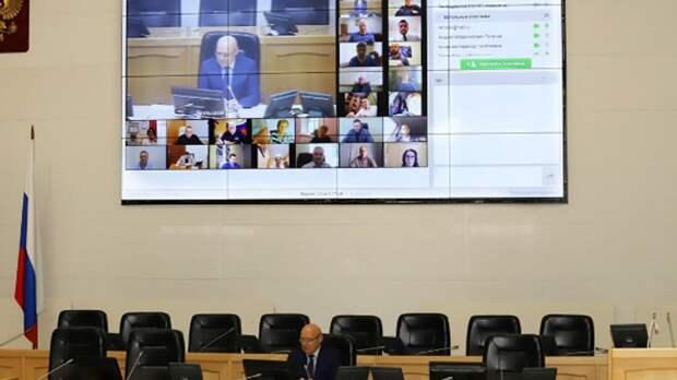 В октябре тюменская гордума переходит на заочные голосования