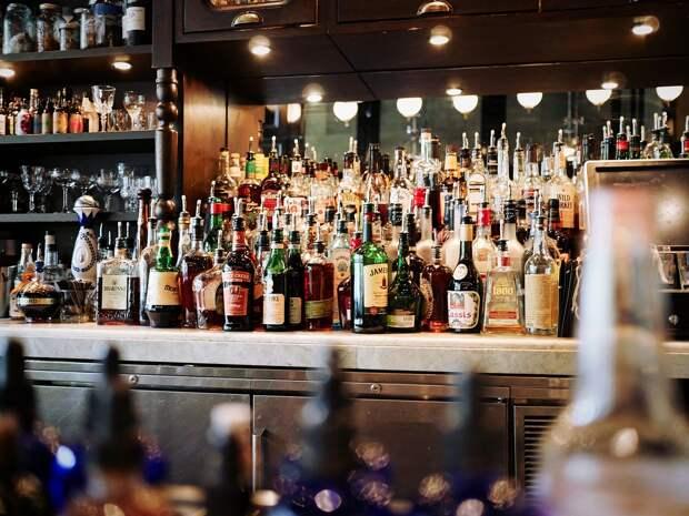 Названы самые опасные алкогольные напитки
