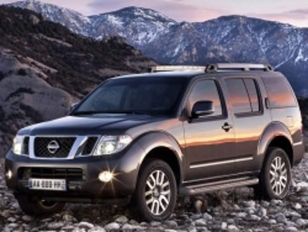 Внедорожник Nissan Pathfinder теперь будет выпускаться и в России