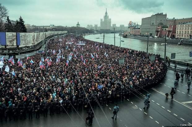 Силовики готовы жёстко пресекать провокации на марше памяти Немцова