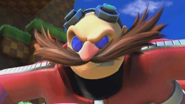 Доктор Эггман (Доктор Человек-Яйцо) (Sonic)