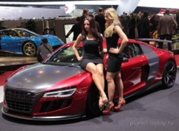 Audi объявила цены на спорткар Audi TT нового поколения