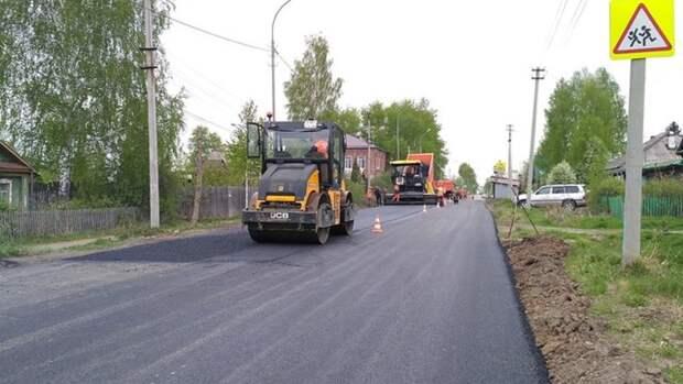 Стал известен предварительный список ремонта региональных трасс Удмуртии