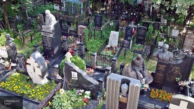 Ритуальная мафия надеется, что Соболь в кресле депутата подарит им Ваганьковское кладбище