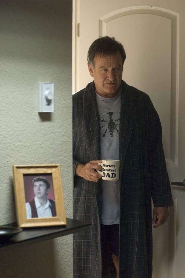 Умер знаменитый киноактер Робин Уильямс