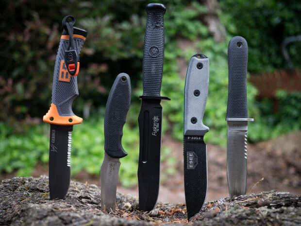 Основные требования для походного ножа
