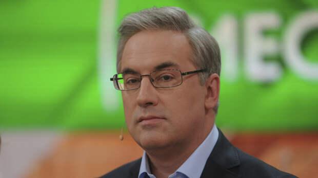 Норкин обманул зрителей, прогуляв первый выпуск «Места встречи»