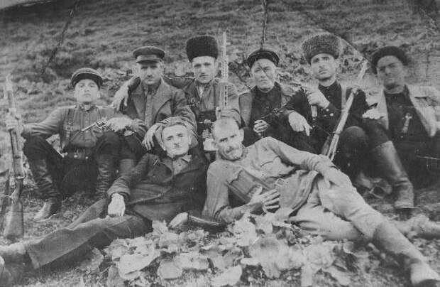 Какие антисоветские организации создали чеченские предатели во время войны