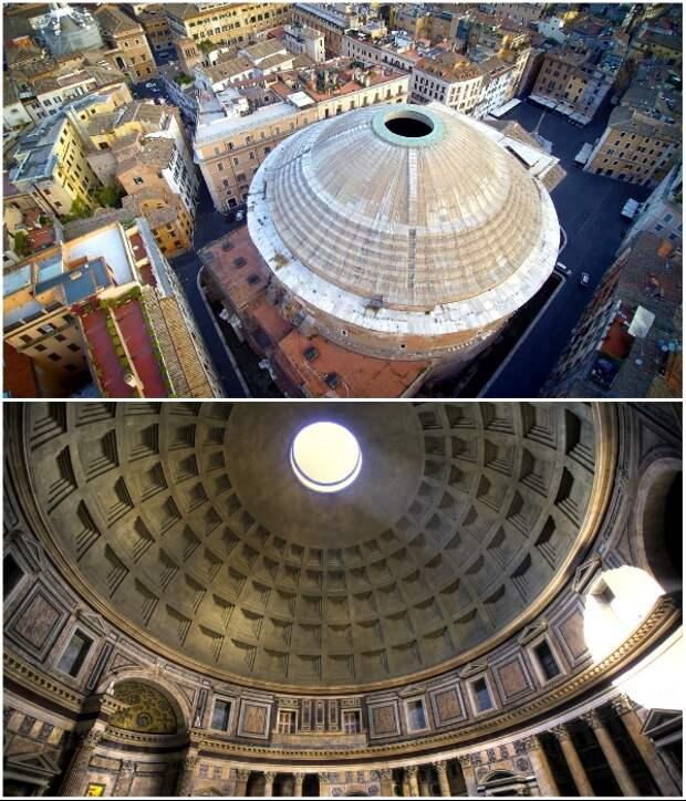 Римский Пантеон: неразгаданные тайны древнего архитектурного шедевра