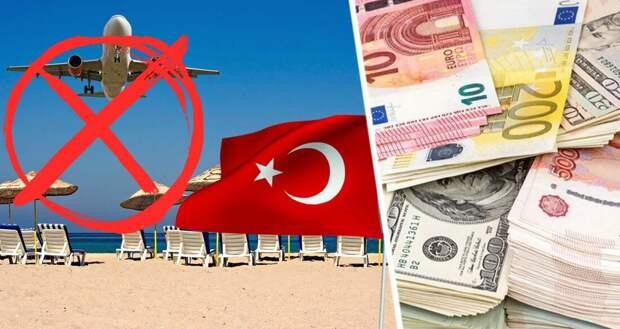 Мои заметки о приостановке авиасообщения с Турцией. Логика оппозиционеров
